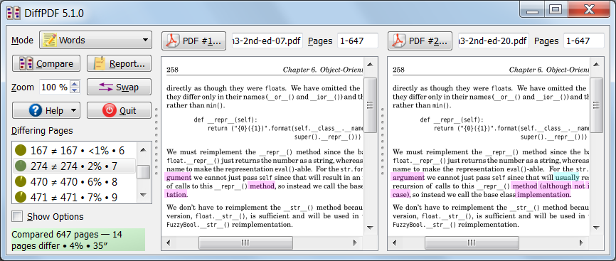 Working with PDF files on Linux